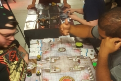 3v3 Matchup - Strike Force 5 vs Team Majestix