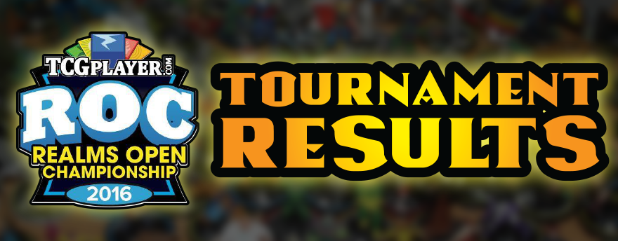 ROC Tournament Results logo