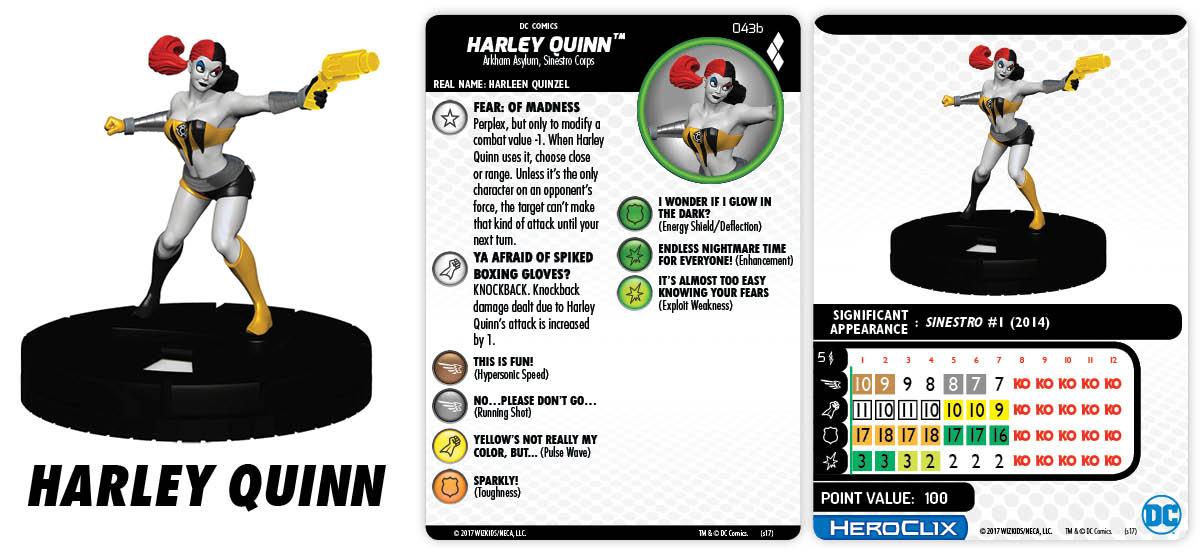 Harley Quinn and the Gotham Girls Primer – Easton Brock